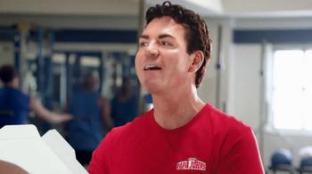 Papa John's Epic Meatz TV Spot, 'Heavy' Featuring Peyton Manning, J.J. Watt - Thumbnail 1