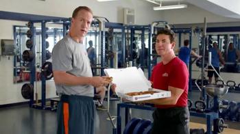 Papa John's Epic Meatz TV Spot, 'Heavy' Featuring Peyton Manning, J.J. Watt - Thumbnail 2