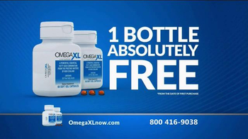Omega XL TV Spot, 'Joint Pain' Featuring Larry King - Thumbnail 8