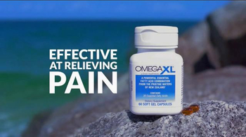 Omega XL TV Spot, 'Joint Pain' Featuring Larry King - Thumbnail 4