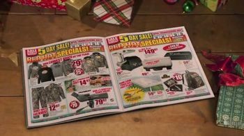 Bass Pro Shops Thanksgiving 5-Day Sale TV Spot, 'Shirts and Hoodies' - 303 commercial airings