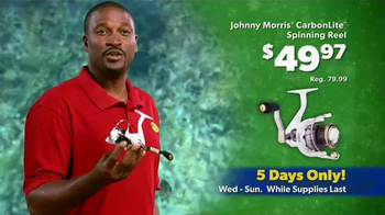 Bass Pro Shops Thanksgiving 5-Day Sale TV Spot, 'Jeans, Reels and Jackets' - Thumbnail 4