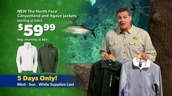 Bass Pro Shops Thanksgiving 5-Day Sale TV Spot, 'Jeans, Reels and Jackets' - Thumbnail 5