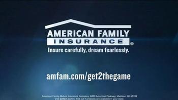 American Family Insurance TV Spot, 'Get 2 the Game' Featuring J.J. Watt - Thumbnail 8