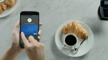 VISA TV Spot, 'Android Pay'