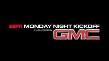 GMC TV Spot, 'ESPN: Monday Night Kickoff' - Thumbnail 6