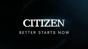 Citizen Watch TV Spot, 'Worldwide Accuracy' Featuring Eli Manning - Thumbnail 9