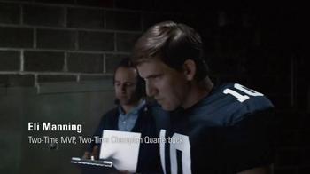 Citizen Watch TV Spot, 'Worldwide Accuracy' Featuring Eli Manning - Thumbnail 2