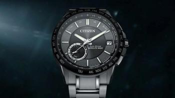 Citizen Watch TV Spot, 'Worldwide Accuracy' Featuring Eli Manning - Thumbnail 7