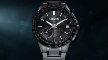 Citizen Watch TV Spot, 'Worldwide Accuracy' Featuring Eli Manning - 13 commercial airings