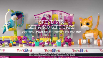 Toys R Us TV Spot, 'Whiskers in Pounce Mode' - Thumbnail 9