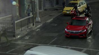2016 Honda Civic TV Spot, 'Everyone's Next' - Thumbnail 5