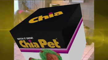 Chia Pet TV Spot, 'Jurassic World, Spider-Man, The Muppets and More' - Thumbnail 3