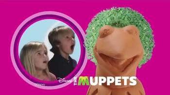 Chia Pet TV Spot, 'Jurassic World, Spider-Man, The Muppets and More'