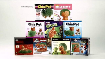 Chia Pet TV Spot, 'Jurassic World, Spider-Man, The Muppets and More' - Thumbnail 8