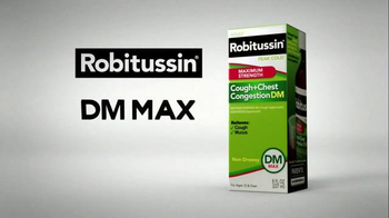 Robitussin DM Max TV Spot, 'See Your Cough' - Thumbnail 8