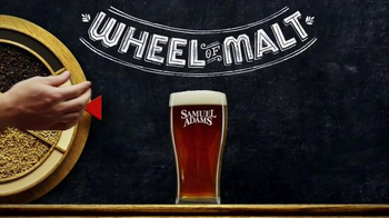 Samuel Adams TV Spot, 'The Wheel of Malt'
