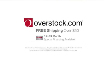 Overstock.com Black Friday TV Spot, 'Stay Home & Save' - Thumbnail 7