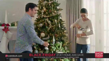 Overstock.com Black Friday TV Spot, 'Stay Home & Save' - Thumbnail 2