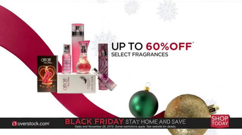 Overstock.com Black Friday TV Spot, 'Stay Home & Save' - Thumbnail 3