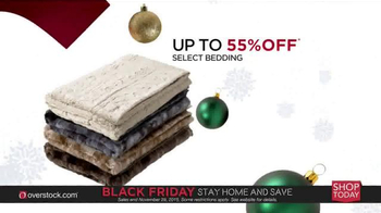 Overstock.com Black Friday TV Spot, 'Stay Home & Save' - Thumbnail 4