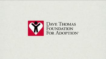 Dave Thomas Foundation TV Spot, 'Zoo Drawing' - Thumbnail 1