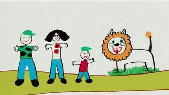 Dave Thomas Foundation TV Spot, 'Zoo Drawing' - Thumbnail 4