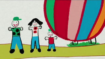 Dave Thomas Foundation TV Spot, 'Zoo Drawing' - Thumbnail 5
