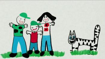 Dave Thomas Foundation TV Spot, 'Zoo Drawing' - Thumbnail 8