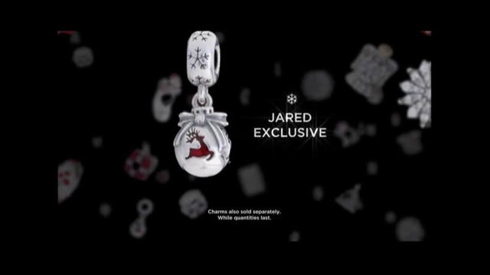 Jared Black Friday TV Commercial Pandora Holiday Gift Set