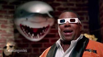 Fandango TV Spot, 'Miles Mouvay: Mustaches, Concessions and 3D Glasses'