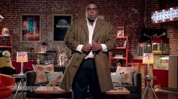 Fandango TV Spot, 'Miles Mouvay: Mustaches, Concessions and 3D Glasses' - Thumbnail 4