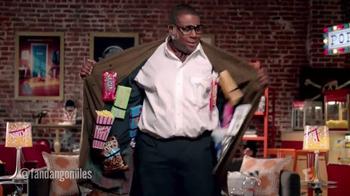 Fandango TV Spot, 'Miles Mouvay: Mustaches, Concessions and 3D Glasses' - Thumbnail 5