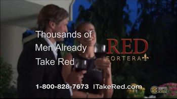 Red Fortera TV Spot, 'I Take Red' - Thumbnail 8