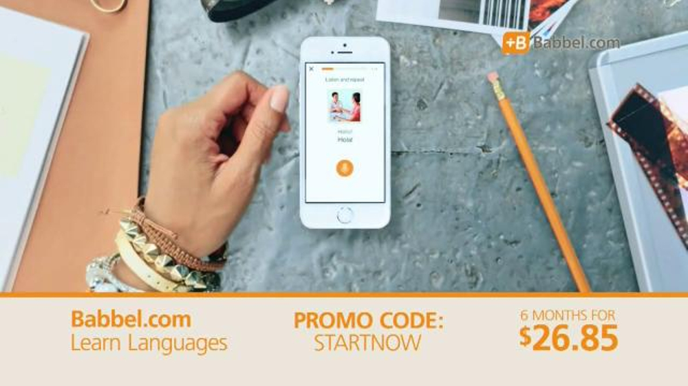 Babbel TV Commercial, 'Don't Miss Out'