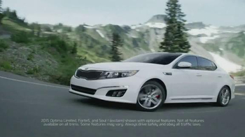 Kia Holidays On Us Sales Event TV Spot, 'Payments on Us' - Thumbnail 1