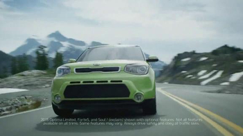 Kia Holidays On Us Sales Event TV Spot, 'Payments on Us' - Thumbnail 2