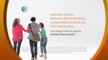 AT&T TV Spot, 'Roaming en México' [Spanish] - Thumbnail 8