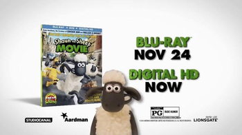 Shaun the Sheep Movie Home Entertainment TV Spot - Thumbnail 8