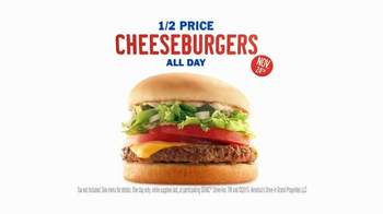 Sonic Drive-In TV Spot, 'Half-Price Cheeseburgers UnTurkey Day: Carving' - Thumbnail 10