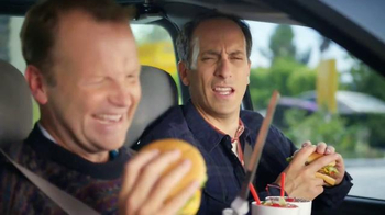 Sonic Drive-In TV Spot, 'Half-Price Cheeseburgers UnTurkey Day: Carving' - Thumbnail 4