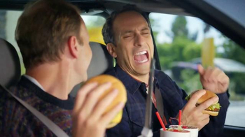 Sonic Drive-In TV Spot, 'Half-Price Cheeseburgers UnTurkey Day: Carving' - Thumbnail 5