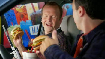 Sonic Drive-In TV Spot, 'Half-Price Cheeseburgers UnTurkey Day: Carving' - Thumbnail 6