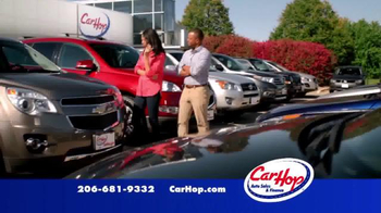 CarHop Auto Sales & Finance TV Spot, 'How Can We Afford an SUV?'