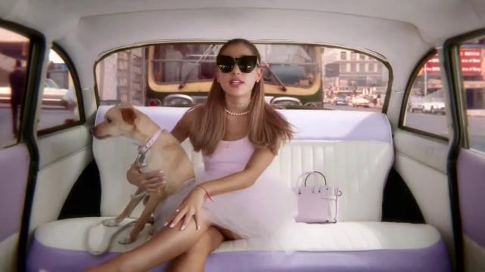 Ari by Ariana Grande TV Commercial, 'Taxi'