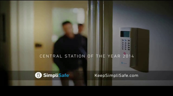 SimpliSafe TV Spot, 'Holiday Package' - 59 commercial airings