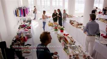 Amazon TV Spot, 'OWN: Go Behind the Scenes of Oprah's Favorite Things' - Thumbnail 1
