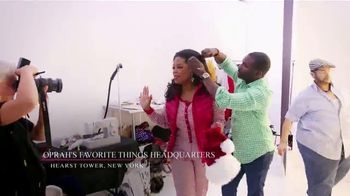 Amazon TV Spot, 'OWN: Go Behind the Scenes of Oprah's Favorite Things' - 24 commercial airings