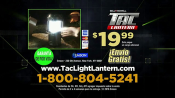 Bell + Howell TacLight Lantern TV Spot, 'Iluminar' [Spanish] - Thumbnail 8
