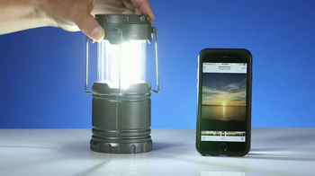 Bell + Howell TacLight Lantern TV Spot, 'Iluminar' [Spanish] - Thumbnail 2